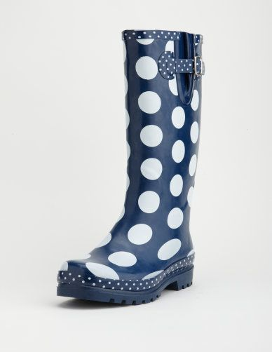 3 Fabulously Patterned Rain Boots To Keep Your Feet Dry on ...