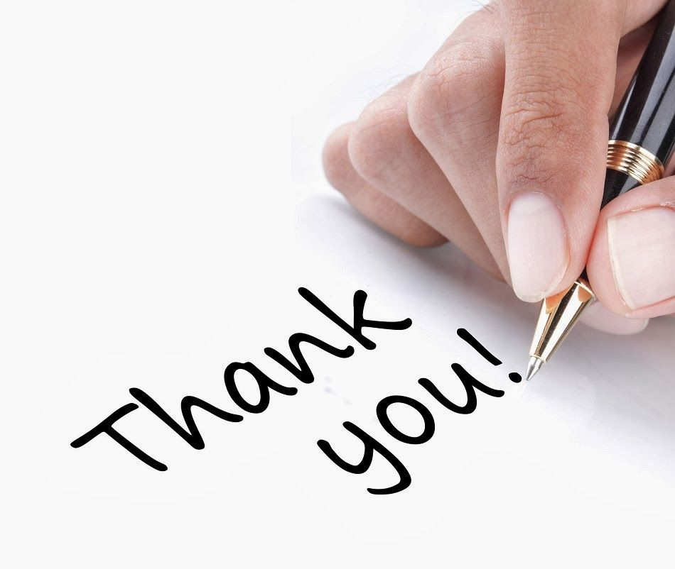 Tips For Writing A Thank Letter  Job Tips