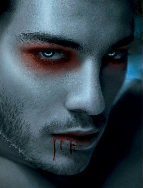 Seja como fogo Vamps Pinterest Vampiros, Gótico y Hombres lobo - maquillaje de vampiro hombre