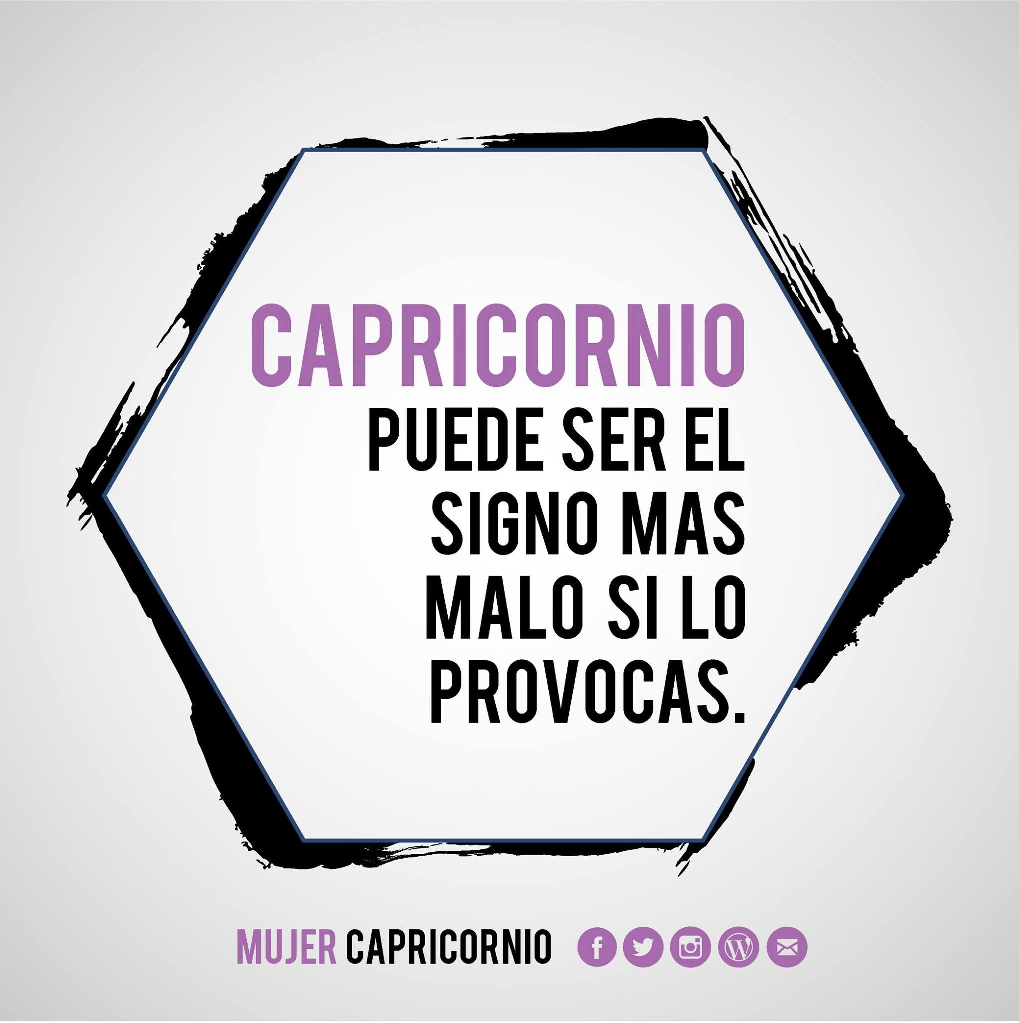 Capricornio #MujerCapricornio #Frases   Mujer Capricornio ...