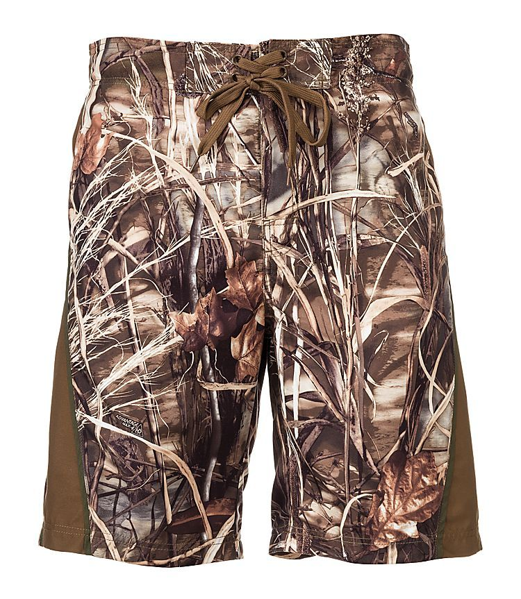 6eb5719552 Bass Pro Shops® Realtree MAX-4® Swim Trunks for Men | Bass Pro  Shops-They're for men, but i would still totally wear them!