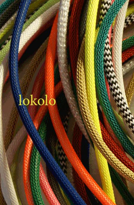 Textile cable / Textilkabel (3 & 6 meter)