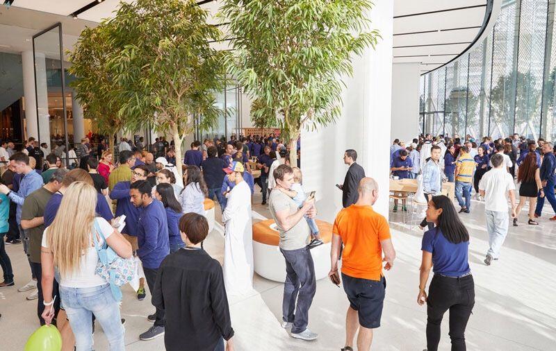 Arab Saudi Bakal Punya Gerai Pertama Apple di 2019