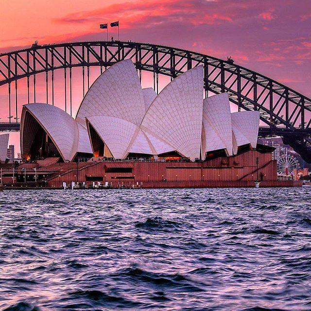 Sydney Opera House, Australian Photography