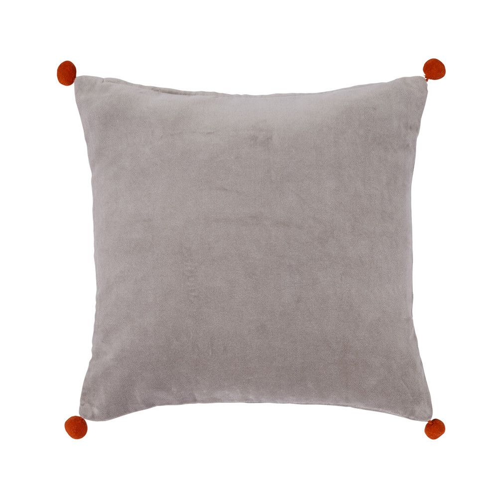Add glorious texture to your sleeping space with this Pompon cushion cover from Olivier Desforges (please note, cushion pad not included but available separately). Made from luxuriously soft cotton...