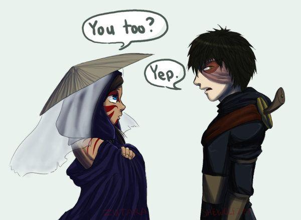 Zutara Disguises