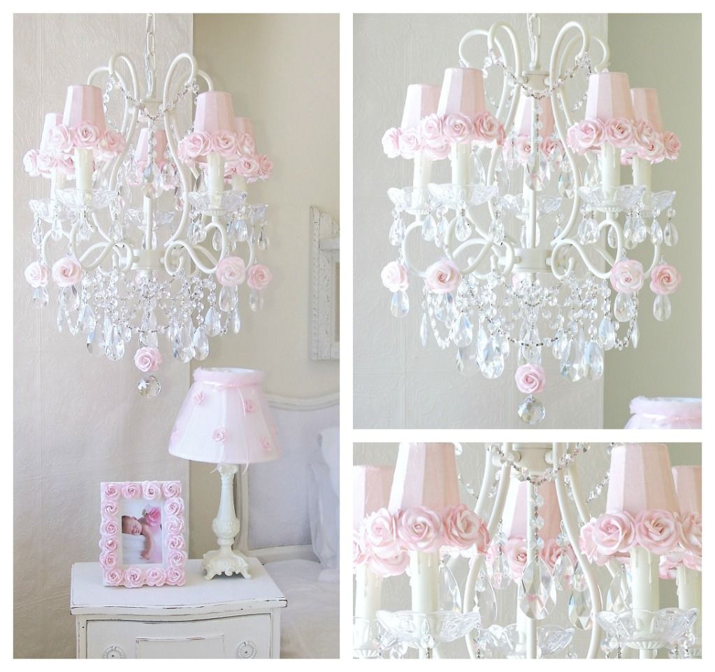 When i have a baby girlim getting this for her room obsessed girls chandeliers for bedroom arubaitofo Images