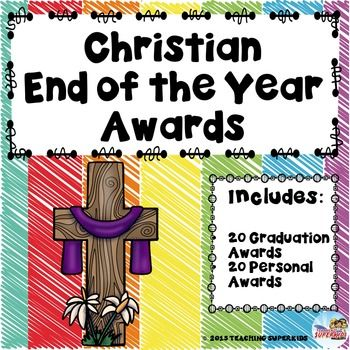 Christian End of the Year Awards Character qualities, Certificate - fresh free printable sunday school promotion certificates