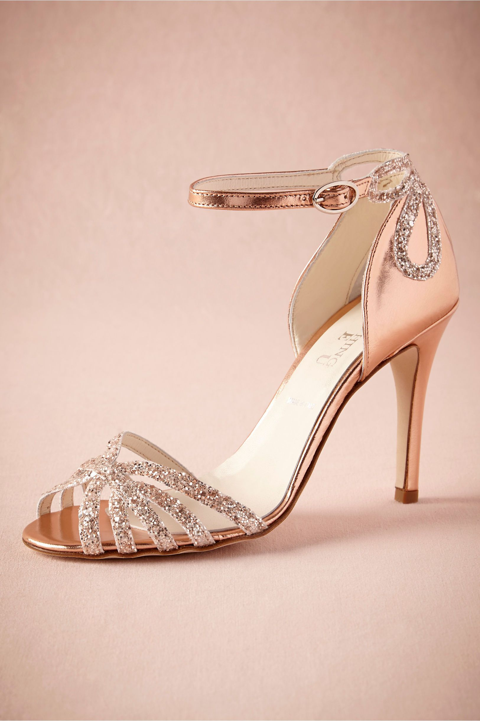 46++ Rose gold wedding shoes ideas ideas in 2021