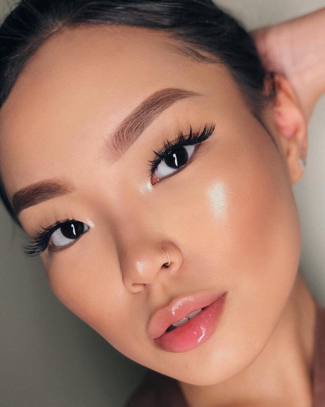 Pin by ellá ellá on Maquillaje Evening makeup, Neutral