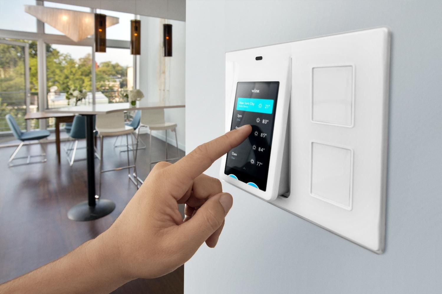 Wink Relay Alsoa Smart Home Control Smart Home Security Smart Home Automation