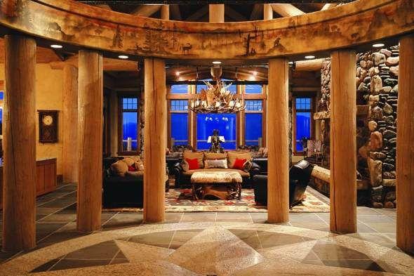 design : traum wohnzimmer rustikal ~ inspirierende bilder von ... - Traum Wohnzimmer Rustikal