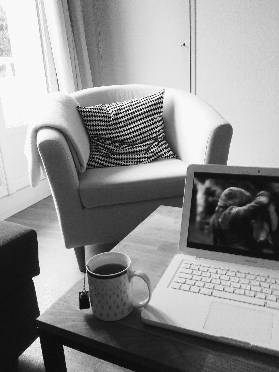 DAY 90 : Journée pluvieuse = thé, séries, et soupe ! #stayhome #AutomnIsComing