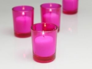 72 Pink Votive Holders Pink Candle Holders Wholesa  $84