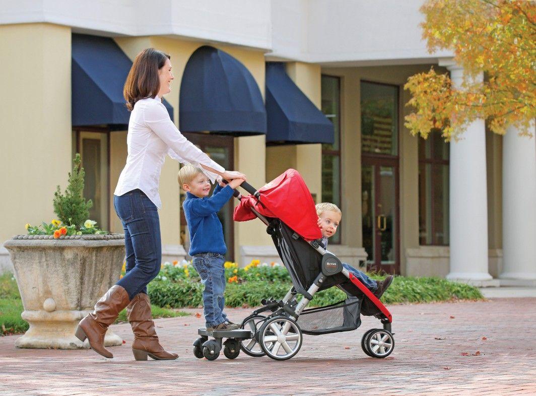 Stroller Board Baby stuff Britax stroller board