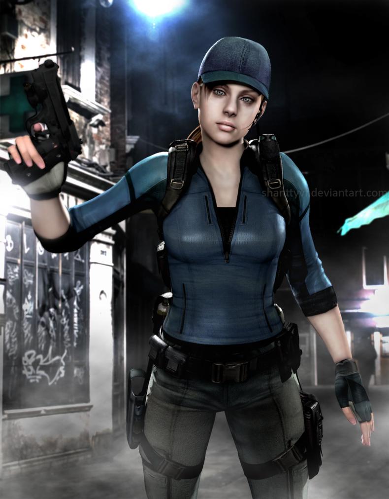 Jill B S A A By Shanttyvf On Deviantart Resident Evil