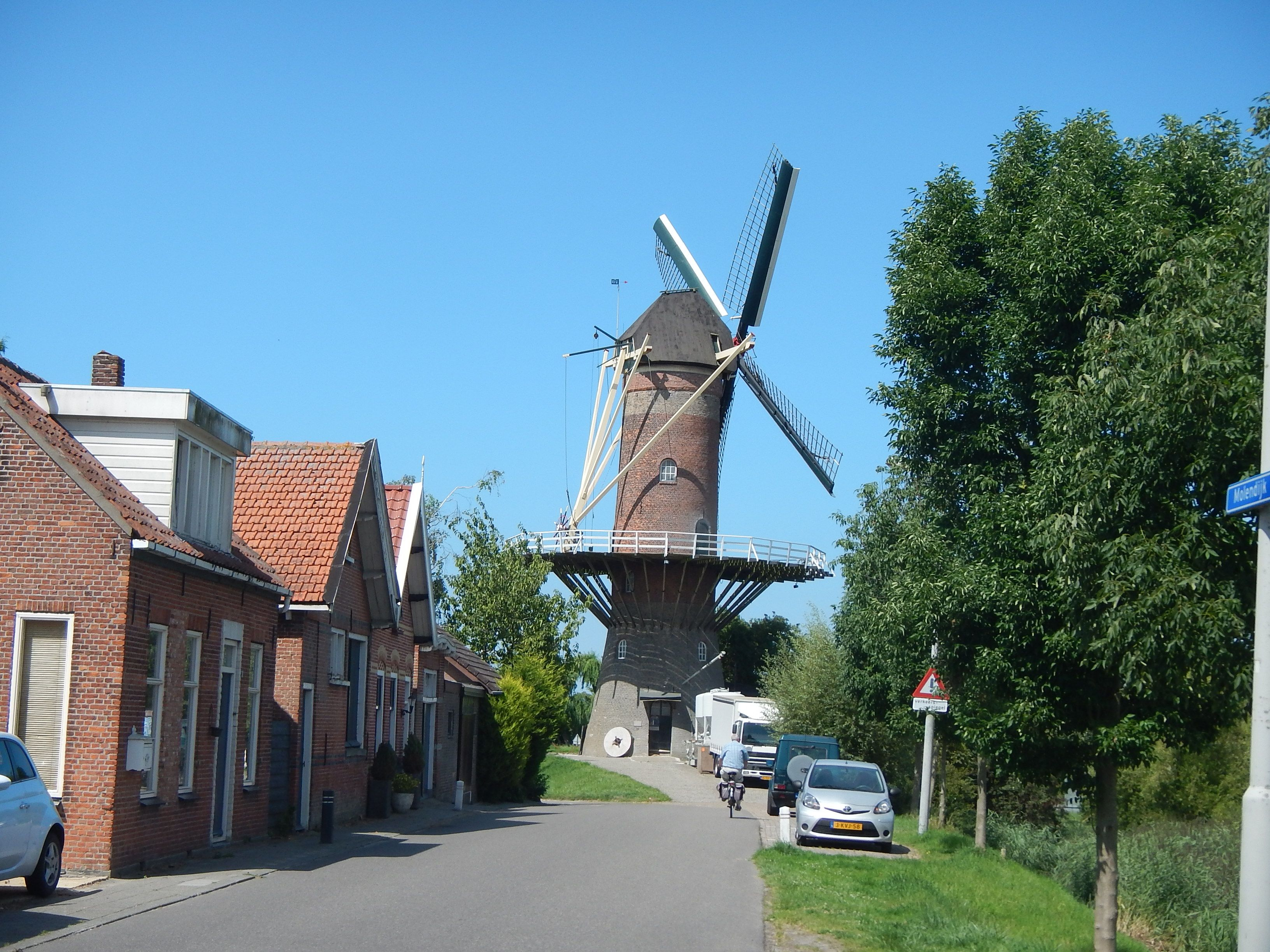 molen Wolphaartsdijk