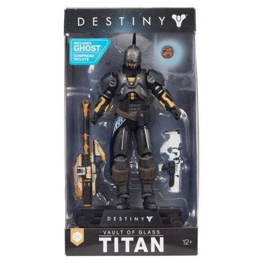 "New Destiny McFarlane Titan Target Exclusive  Amduat Shader 7"" Figure"