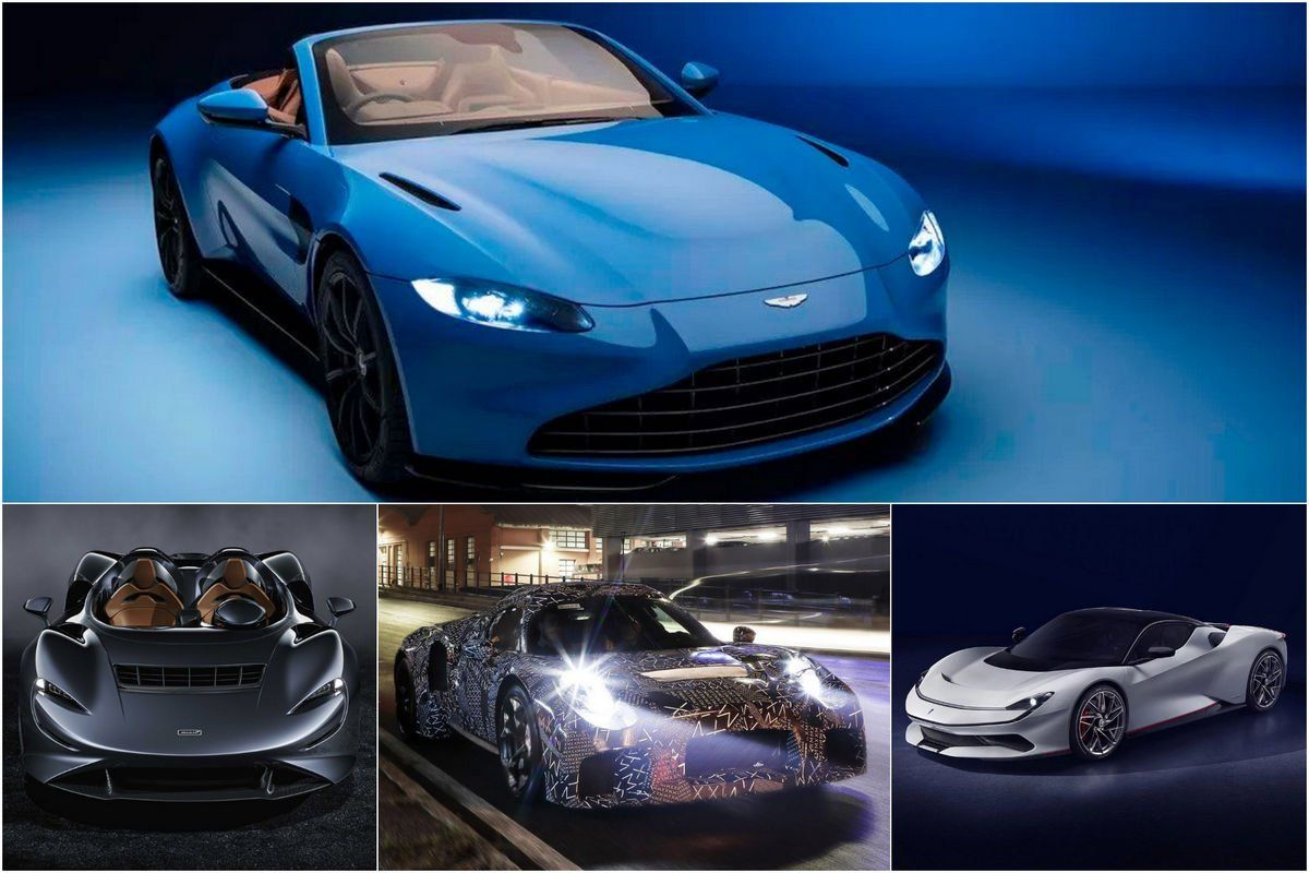 Photo of Here are the 7 most anticipated luxury cars of 2020 : Luxurylaunches