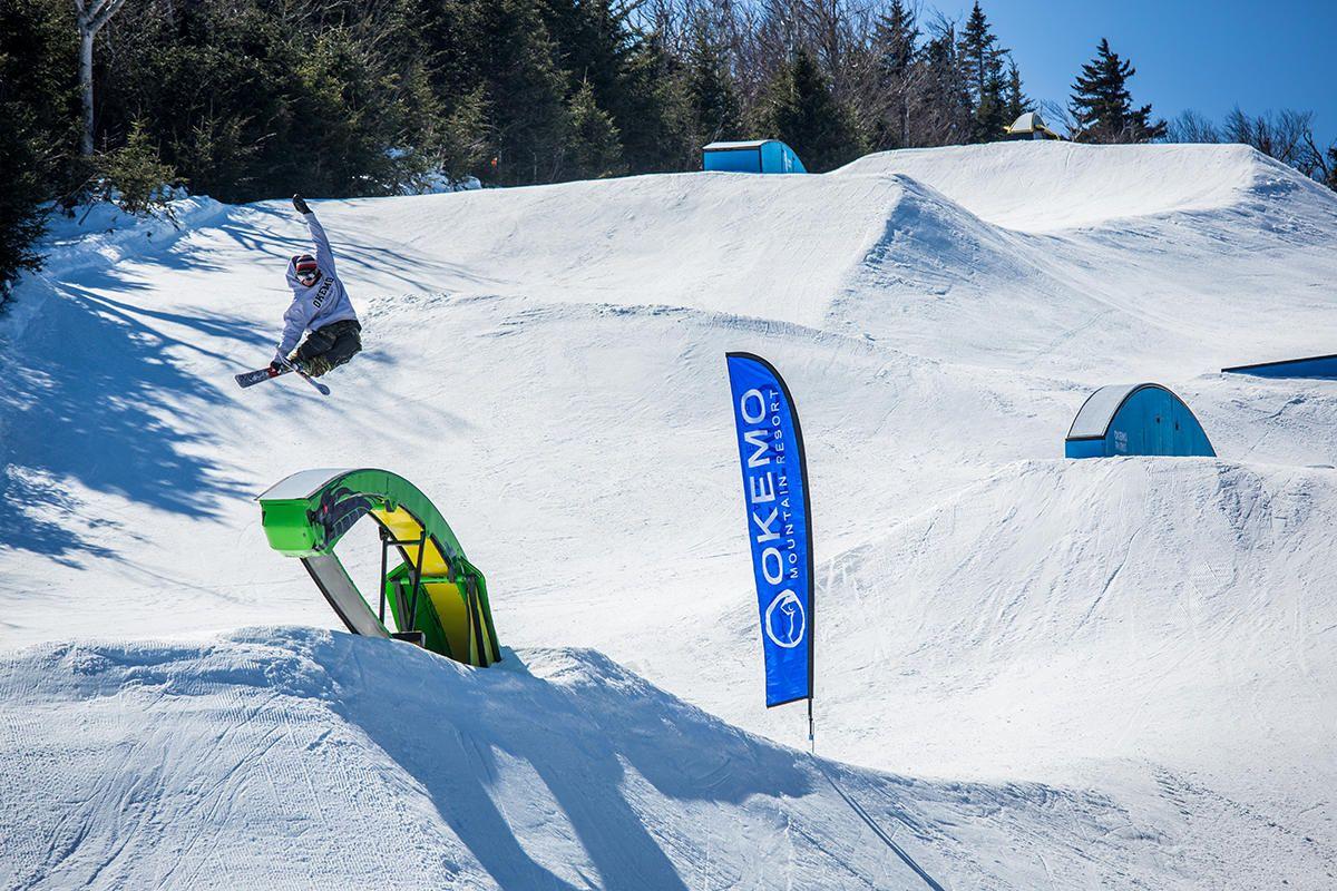 Ski Resort Guide 2016 Best Terrain Parks Ski resort
