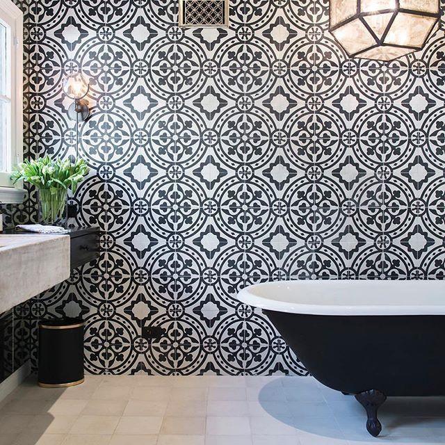 Cement Tile Shop Encaustic Cement Tile Bristol Backsplash