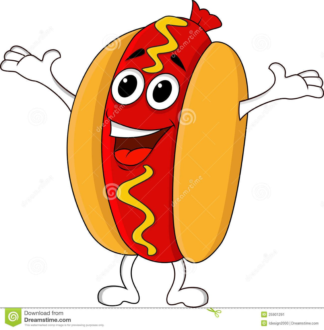 Animated Hot Dog - Google Search With Images  Dog Clip -4994