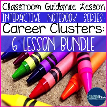 This lesson plan bundle includes 6 lesson plans on career clusters - health lesson plan