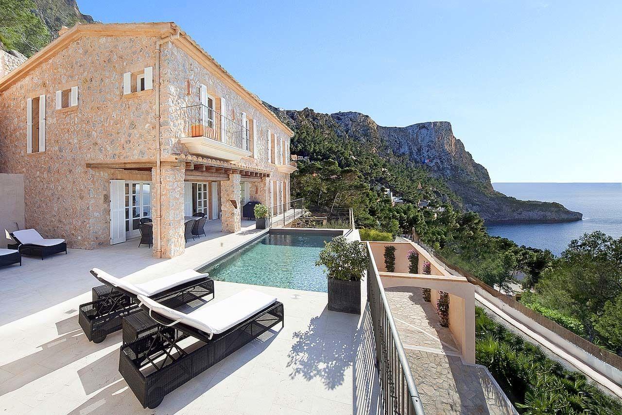 Ferienhaus Mallorca Kaufen Gesucht Majorca Villa House Styles
