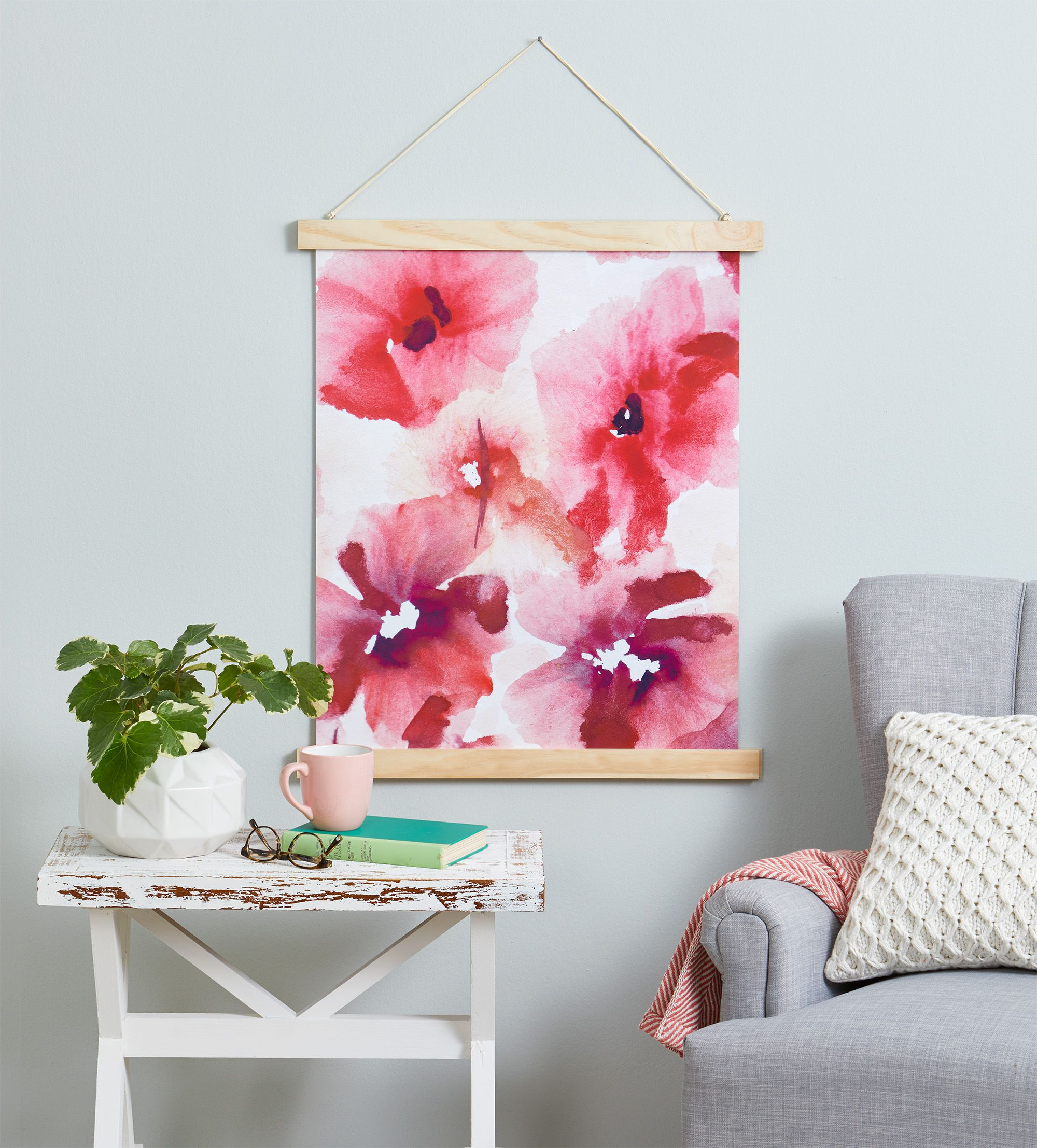 This Diy Is Our Favorite Affordable Way To Display Art