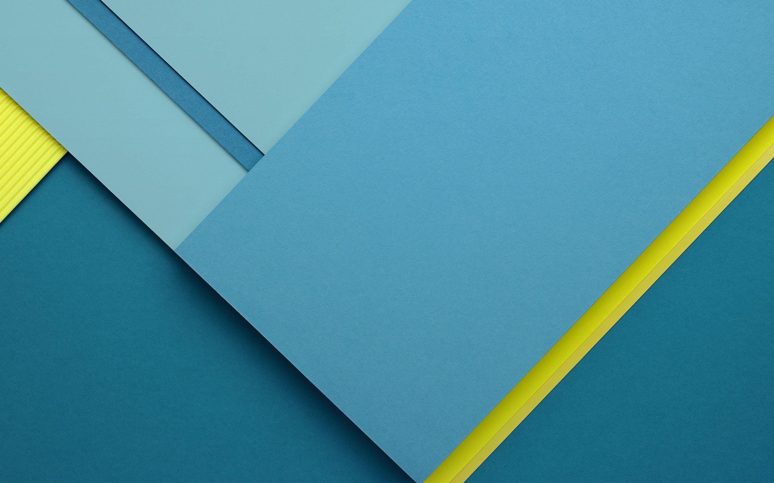 Material Design Chrome OS Stock 2K wallpaper