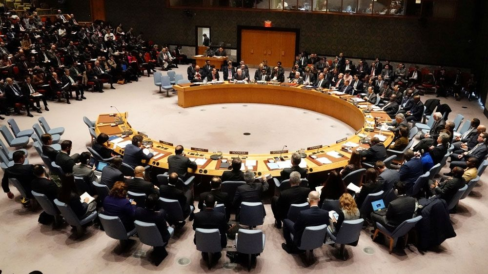 US blocks UN Security Council statement on Hebron monitors