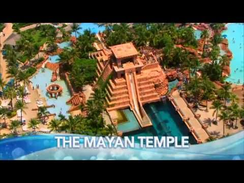 Atlantis Dubai Aquaventure Review by AB+ - YouTube