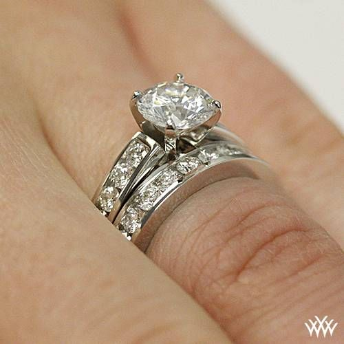 Cathedral Engagement Ring Sets 31
