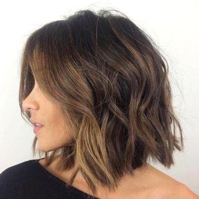 Messy Bun Best Hairstyle For Fine Hair Medium | Trending ...