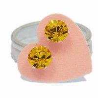 JoJo Loves You: Bright Yellow Mini Bling