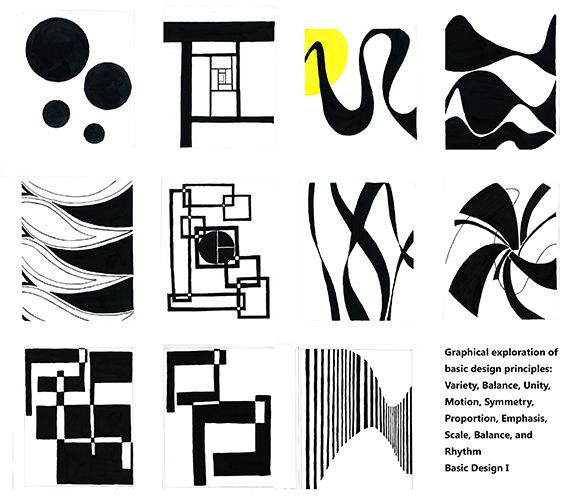 Exploring Basic Design Principles | CEPT University