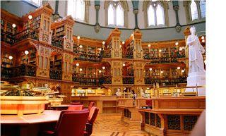 El escondite de Orfeo.: Las 25 bibliotecas más impresionantes del mundo.