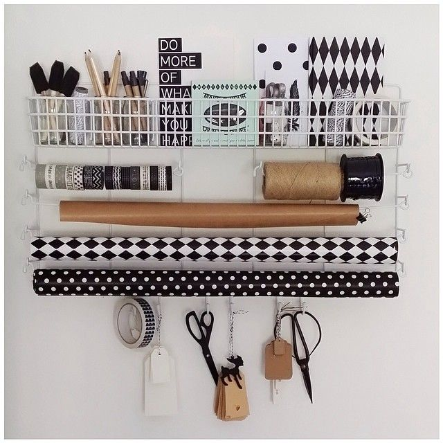 home office , pic by lovelyhomemade, hema shelf