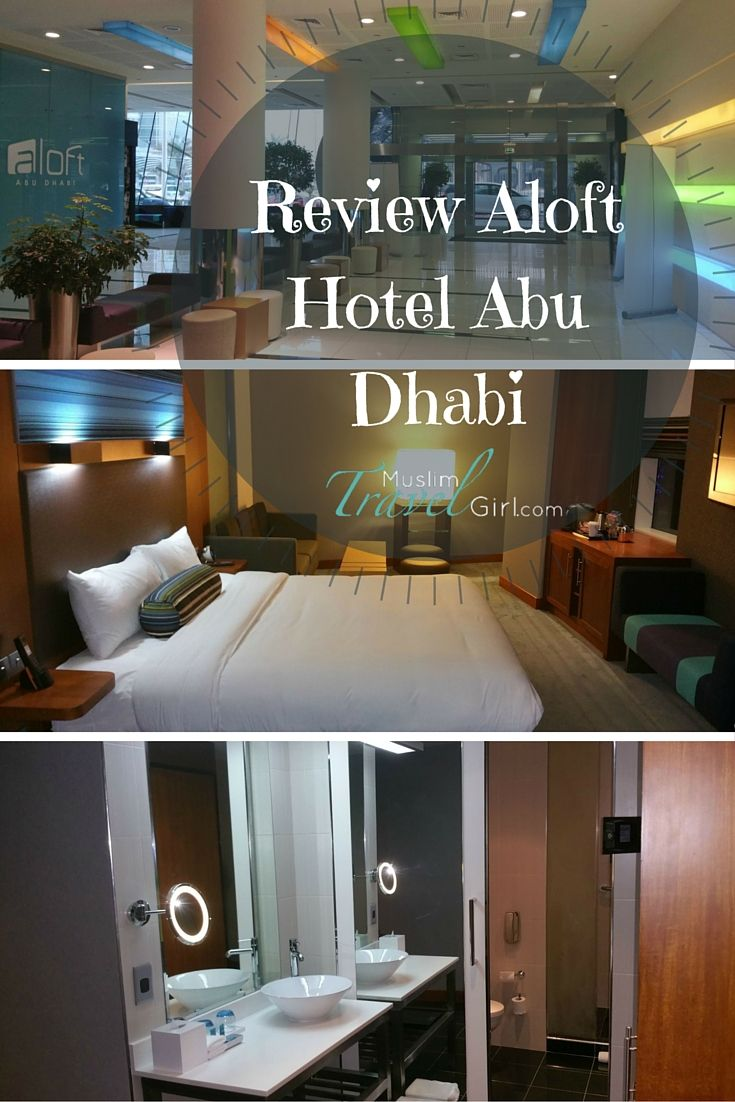 Aloft Hotel Abu Dhabi A Chic And Hip Near The Adnec In
