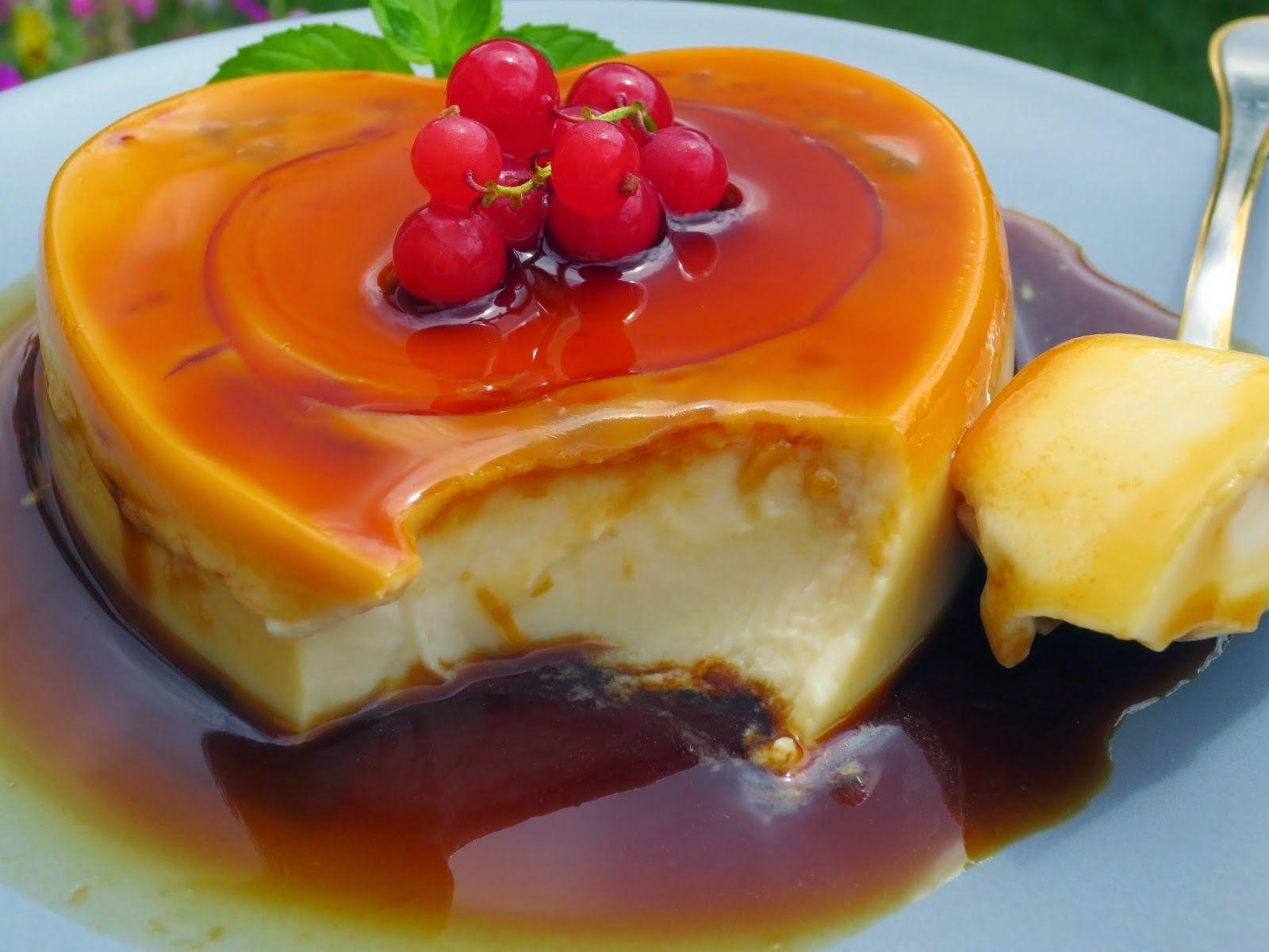 Tarta Flan De Queso Al Caramelo Ana Sevilla Cocina Tradicional