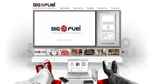 Brand New and Inspirational Website Designs | Web Design | InspirationMart.com