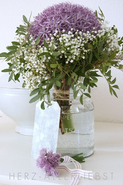 Allium Flower Arrangements Floral Bouquets Wedding Flowers