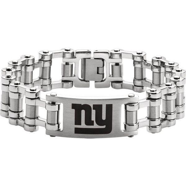 Newyorkgiants Bracelet Nygiants Stainlesssteel Giants Ny Newyork Football Nfljewelry Nfl Jewelry