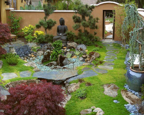 Amazing 13+ Asian Patio Ideas For Gorgeous Backyard