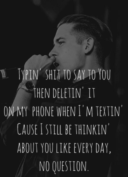 G Eazy Quotes Google Search