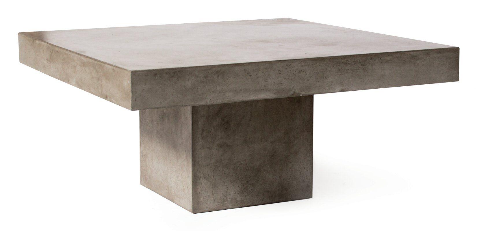 Provence Concrete Coffee Table Concrete Coffee Table Solid Wood Coffee Table Concrete Dining Table