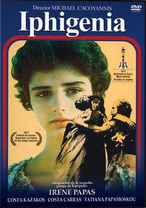 Iphigenia (Película : 1977) = Ifigenia / dirigida por Michael Cacoyannis http://fama.us.es/record=b2643081~S5*spi
