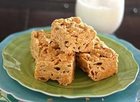 Microwave Butterscotch Chex Crispies Recipe - Tablespoon