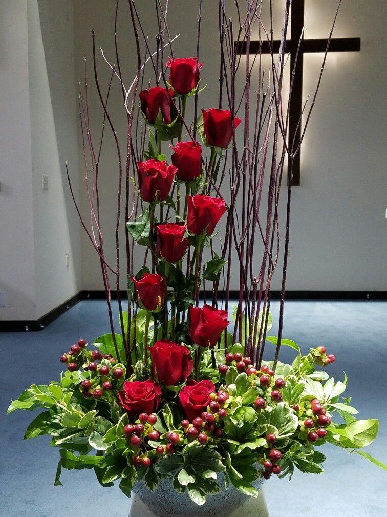 Más Flower Arrangements Bellos Arreglos Florales