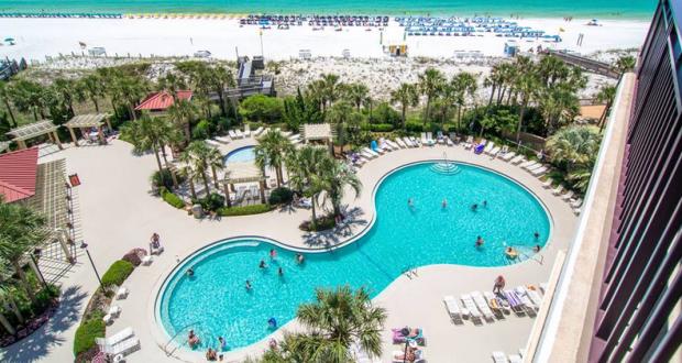 Best Beachfront Hotels In Destin I Love Fl